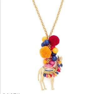 Kate Spade Spice Things Up Camel Pendant Set